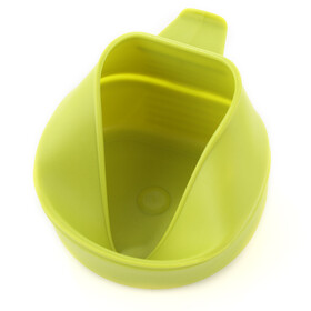 Wildo Fold-a-cup, lime